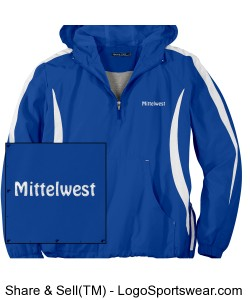 Pullover with Hood, Sizes to 6XL Design Zoom